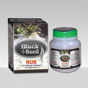 Black Seed Rub