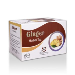 Ginger Herbal Tea of Paksitan