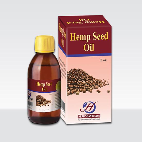 Hemp Seed Oil 2 oz Bottle-0