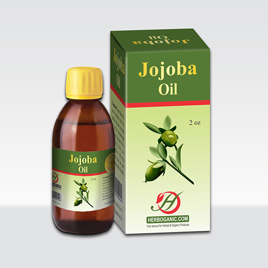 Jojoba Oil 2 oz Bottle-0