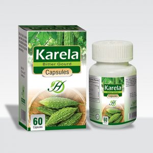 Karela Capsules (60 Capsules)-0
