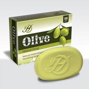 Olive Herbal Soap-0