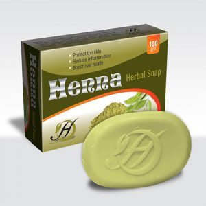 Henna Herbal Soap-0