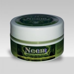 Neem Herbal Facial Scrub-0