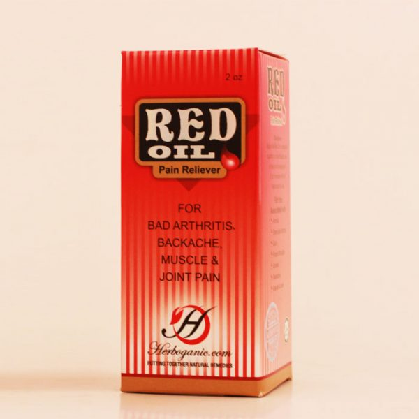 Red oil Pack shoot