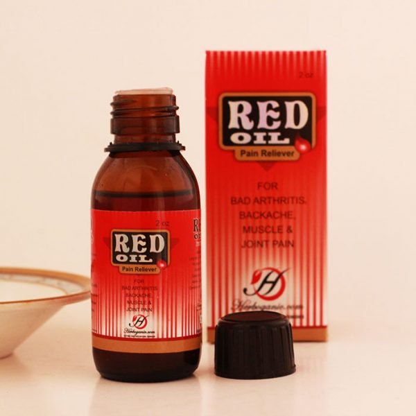 Pain Relief oil Bottle Pack