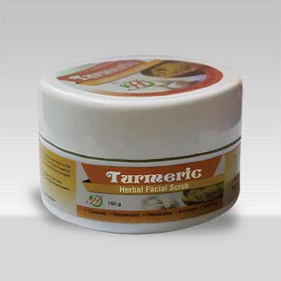 Turmeric Scrub-0