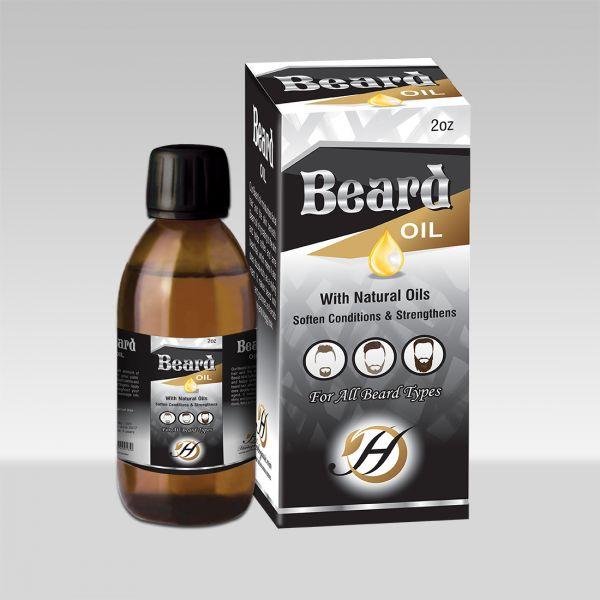 Pure Beard Oil For Mens