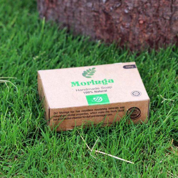 Moringa Handmade Soap for Skin