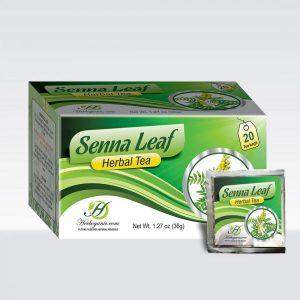 Senna Leaf Herbal Tea