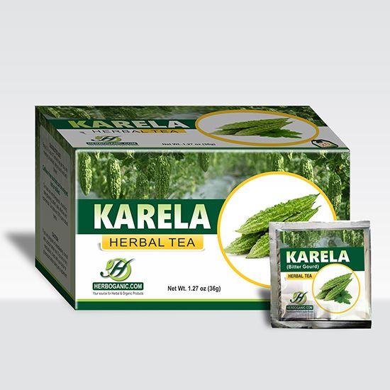 Karela Herbal Tea