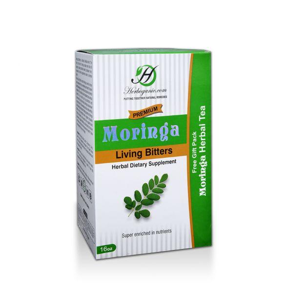 PREMIUM Moringa Living Bitters