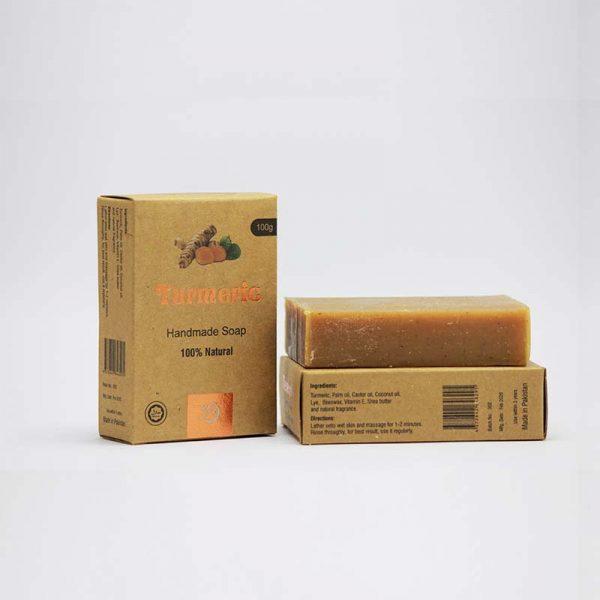 Turmeric {Haldi) Handmade Soap