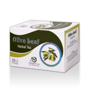 Olive Leaf Herbal Tea of Pakistan
