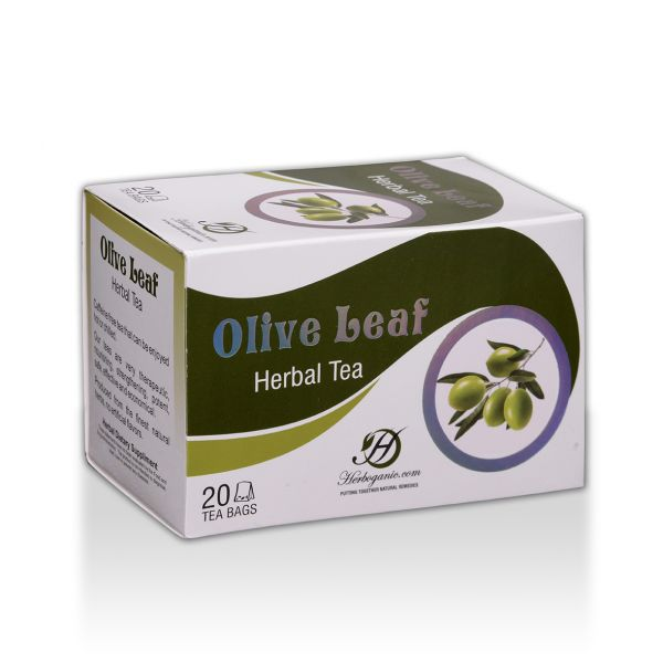 Olive Leaf Herbal Tea