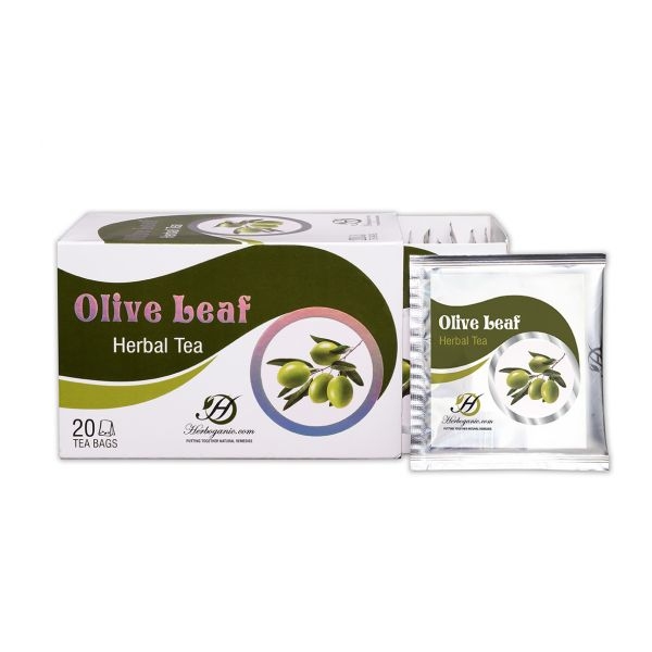 Olive Leaf Herbal 20 Tea Bag