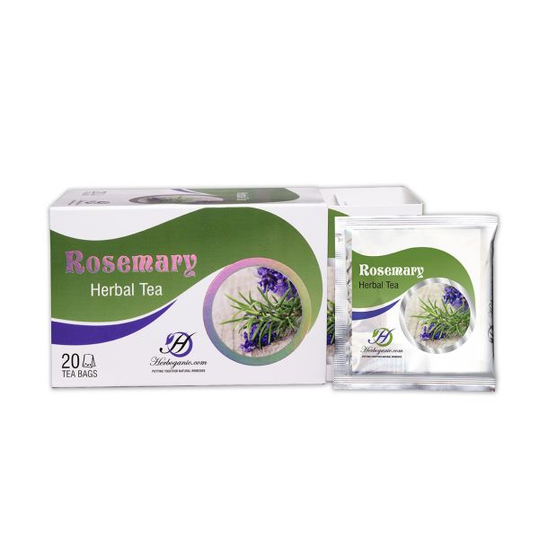Rosemary Herbal Tea Bags