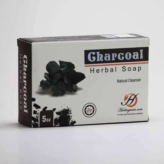 Charcoal Soap (140gm)