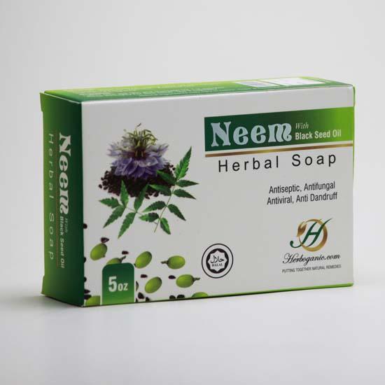 Neem Herbal Soap (140gm)