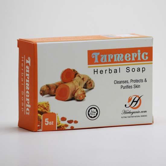Turmeric Soap (140 gm)